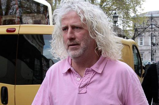 TAX cheat Mick Wallace has finally formally resigned from the Dail technical group