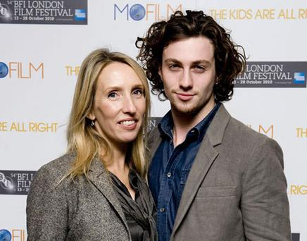 Artist and film director Sam Taylor-Wood has married her actor fiance Aaron Johnson.