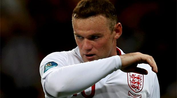 Wayne Rooney: proud of England's performance at Euro 2012