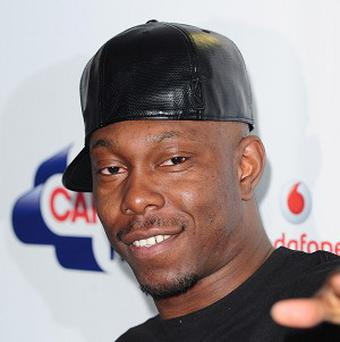 Dizzee Rascal has re-recorded Shout (For England)