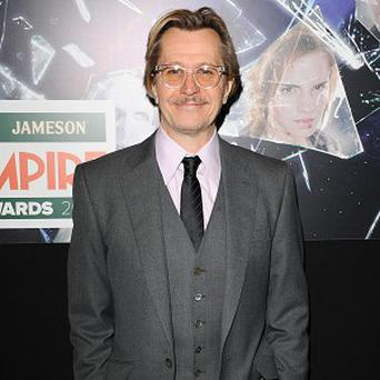 Gary Oldman has mocked basketball players who try their hand at acting
