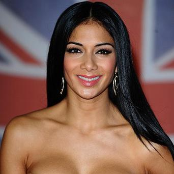 Nicole Scherzinger celebrated her birthday with a night out in Las Vegas