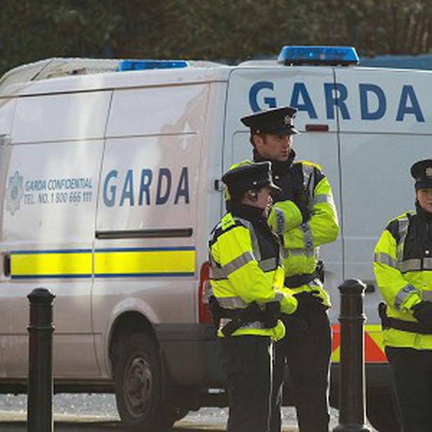 Gardai have arrested two men over the murder of journalist Eugene Moloney in Dublin