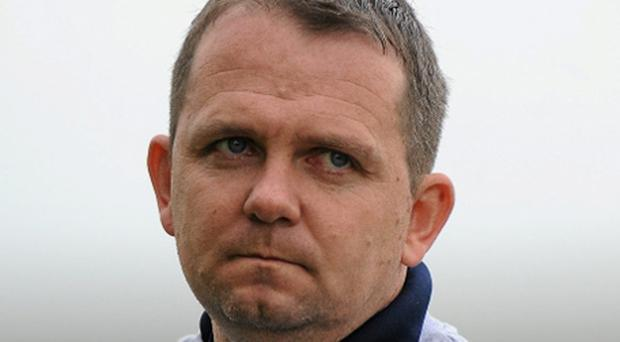 Davy Fitzgerald. Photo: Sportsfile