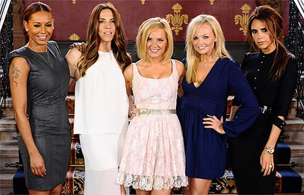 As the Spice Girls come together for the launch of the musical Viva Forver!, take a look back at Posh, Baby, Sporty, Scary and Ginger Spice's unforgettable style.