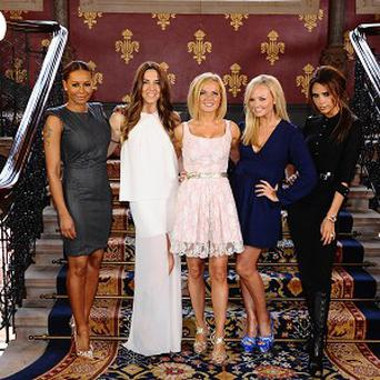 The Spice Girls have launched new musical Viva Forever