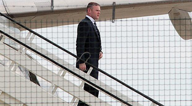 Wayne Rooney had a disappointing Euro 2012