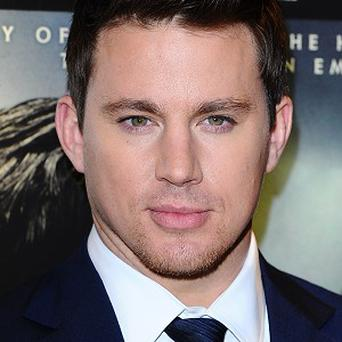 Channing Tatum has been asked to voice a character in the Lego film