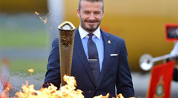 David Beckham will not represent the Great Britain football team at the Olympics