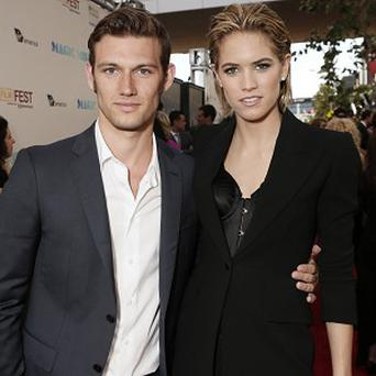 Alex Pettyfer and Cody Horn star in Magic Mike