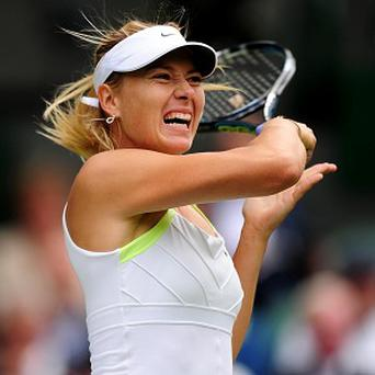 Maria Sharapova is known as one of the noisiest women in tennis