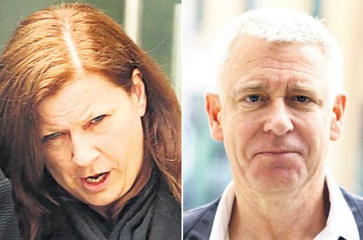Carol Hawkins is accused of 181 counts of theft from U2 bass player Adam Clayton while employed by him