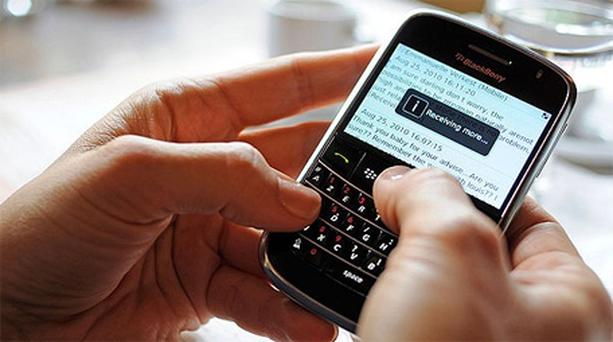 RIM said it shipped 7.8m BlackBerry phones in the three months to the end of May compared with 14m six months ago