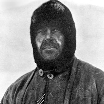Captain Robert Falcon Scott died in his tent in March 1912