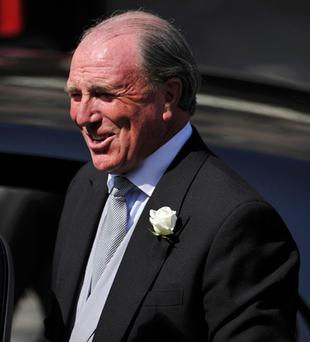 Captain Mark Phillips, the former husband of Britain's Princess Anne. Photo: Getty Images