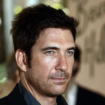 Dylan McDermott will play a Secret Service agent in a new film