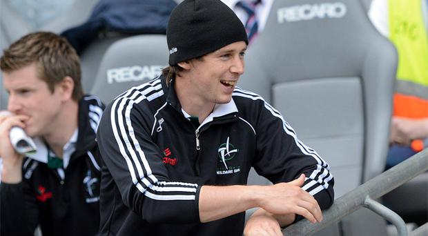 Seanie Johnston faces a trip back to his native county