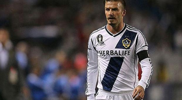 No pressure: Stuart Pearce says he would never accept being made to pick David Beckham. Photo: Getty Images