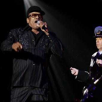 Bobby Womack revealed that he is keen to get back to work