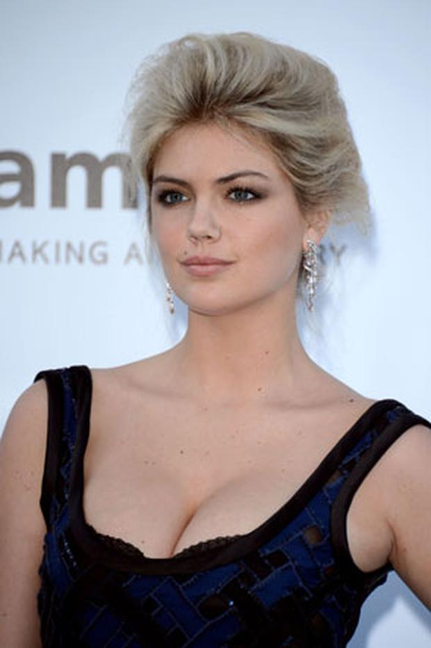 Supermodel Kate Upton shares her skin and diet habits