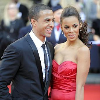 JLS's Marvin Humes and The Saturdays' Rochelle Wiseman are counting down to their wedding