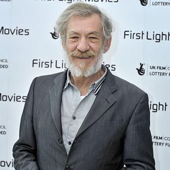 Sir Ian McKellen says film fans are in for a treat with The Hobbit movies