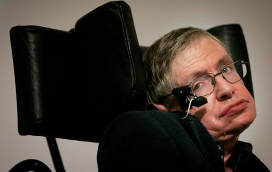 Stephen Hawking. Photo: Getty Images