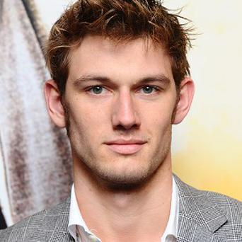 Alex Pettyfer said Paul Newman is one of his role models