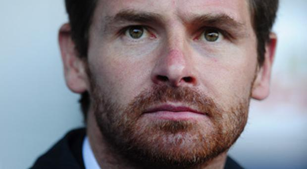 Andre Villas-Boas. Photo: Getty Images