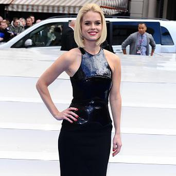 Alice Eve eventually realised that she wanted to act, like her parents