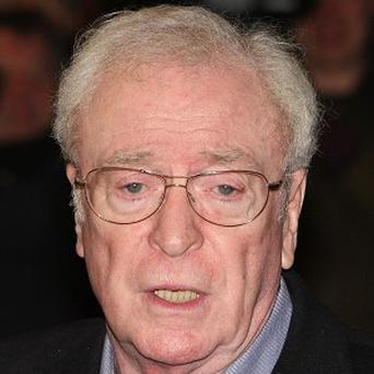 Michael Caine admits he'll miss playing Batman's butler
