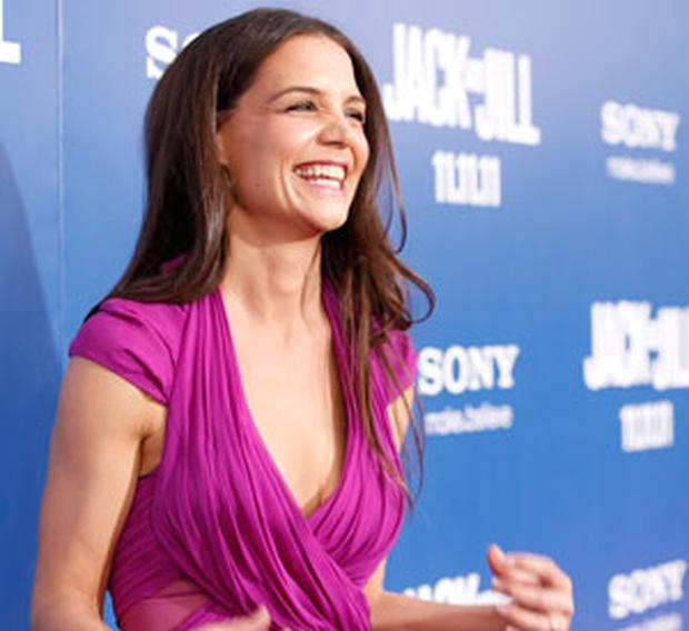 Katie Holmes to make Fashion Week debut in New York