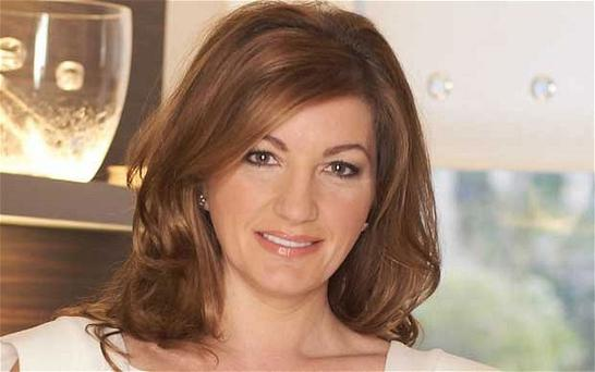 Karren Brady says women should be more relaxed about food
