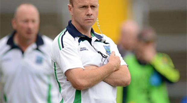 Fermanagh Manager Peter Canavan. Photo: Sportsfile