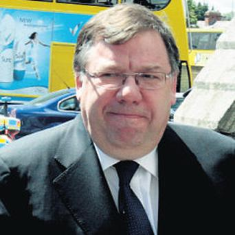 Brian Cowen: enrolled at Stanford University