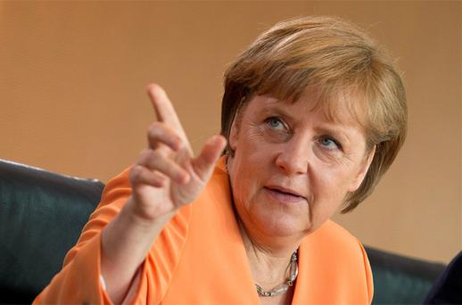Germany's president has said that Chancellor Angela Merkel has a duty to explain what was decided at a recent EU summit