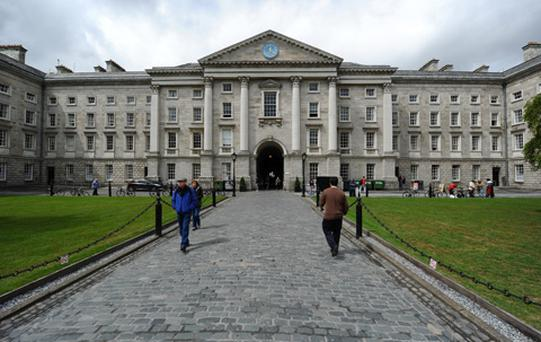 Repayments will set parents or guardians back €100 a month in total repayments for the duration of their studies. Photo: Getty Images