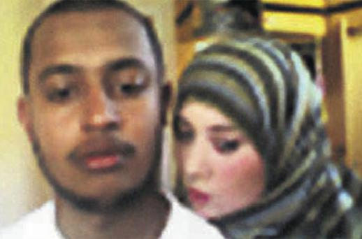 Possible picture of Samantha Lewthwaite with unidentified man released by the Kenyan police