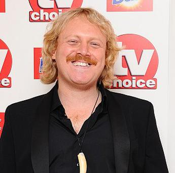 Keith Lemon reckons Jedward will do well at Eurovision