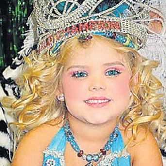 Eden Wood (7): pageant and reality TV star in the US