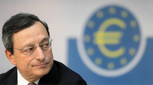 Mario Draghi, President of the European Central Bank (ECB). Photo: Reuters