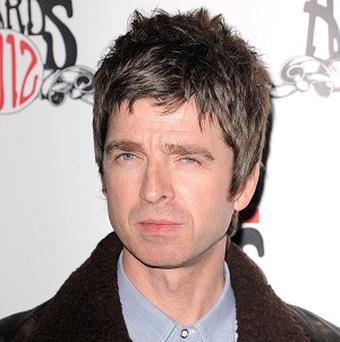 Folks have been supporting Noel Gallagher on tour