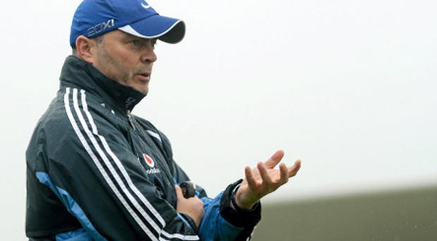 Future uncertain: Dublin hurling manager Anthony Daly. Photo: Sportsfile