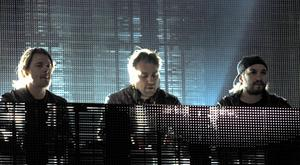 Swedish House Mafia. Photo: Getty Images