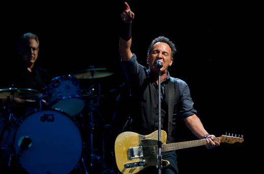 Bruce Springsteen. Photo: Getty Images