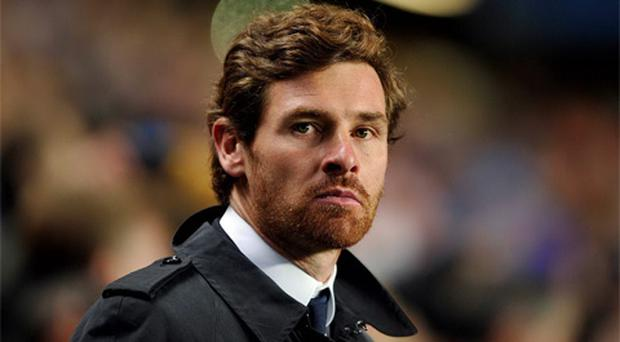 Chelsea manager Andre Villas-Boas reacts before their Champions League Group E soccer match against Valencia at Stamford Bridge in London. Photo: Reuters