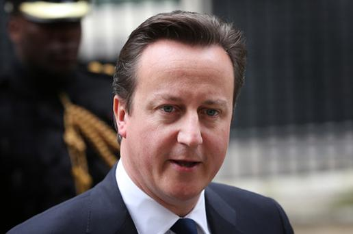 Prime Minister David Cameron. Photo: Getty Images