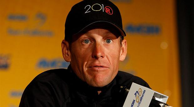 Lance Armstrong. Photo: Getty Images