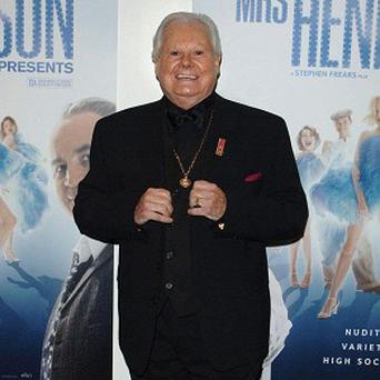 Danny La Rue will be the subject of a new film
