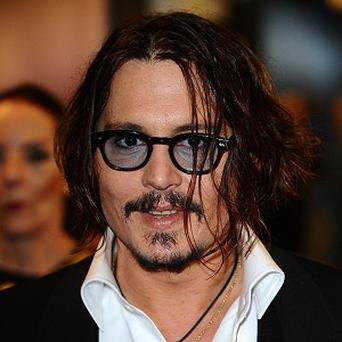 Johnny Depp is reportedly being courted by director Wes Anderson for his next movie